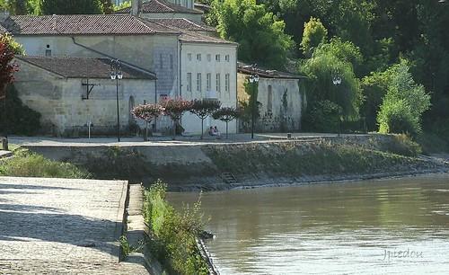 Au bord de la Dordogne...