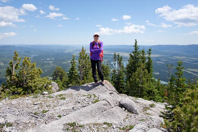 Scrambles - Loder Peak - June 2017-8