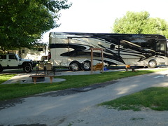 Scenes Around RV Park Missoula Montana (2)