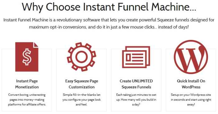 instant funnel machines list building tool
