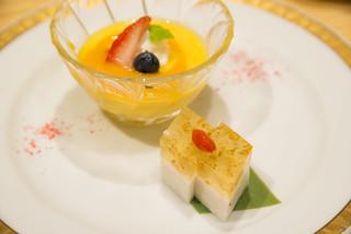 マンゴープリン 一口菓子(ホテルオークラ札幌)