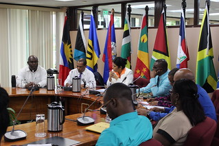 Healthy Brown Paper Bag Lunch Session: PANCAP Justice for All and Every Caribbean Child Initiative