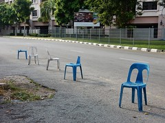 No Parking Chairs