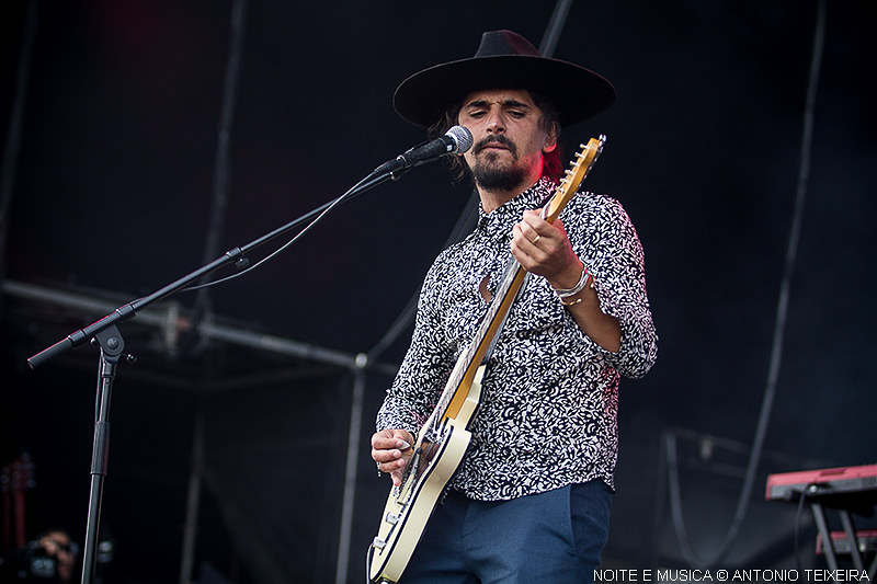 The Black Mamba - NOS Alive '17