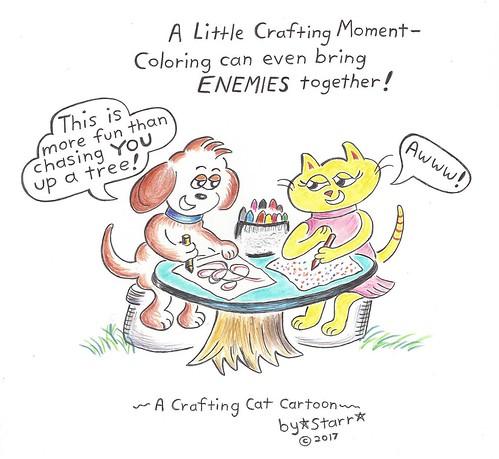 LittleMomentCraftingCat3