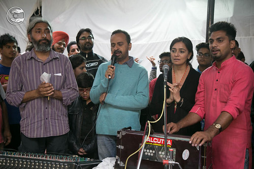 Devotional song by Shamsher Singh and Family