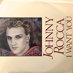 JOHNNY ROCCA:I WANT YOU(JACKET A)