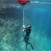 Line Diving the Wall by PJ Freedive