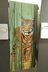 Tiger stall