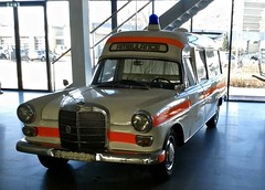 Nationaal Ambulance- en Eerste Hulp Museum, Leiden
