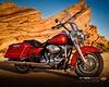 Harley-Davidson 1450 ROAD KING FLHR 2005 - 14