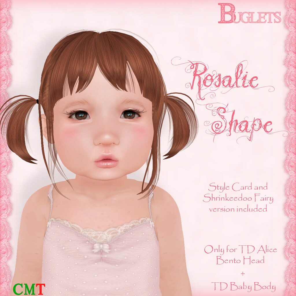 TD Rosalie Shape AD - SecondLifeHub.com