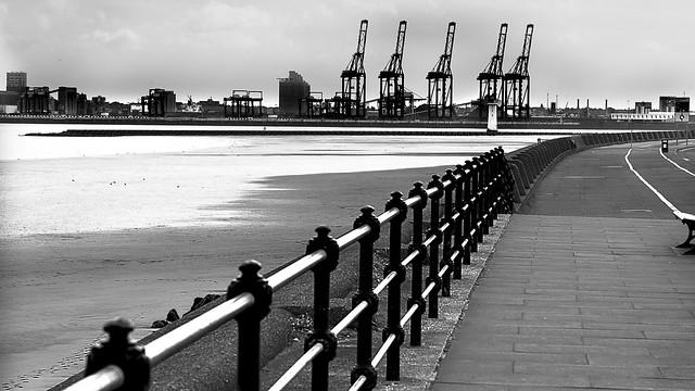 New Brighton., Nikon D750, Sigma 24-105mm F4 DG OS HSM