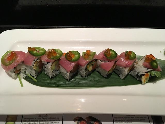 Matt roll - Kumo Sushi