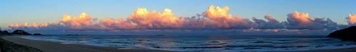 Lighthouse Beach Panorama