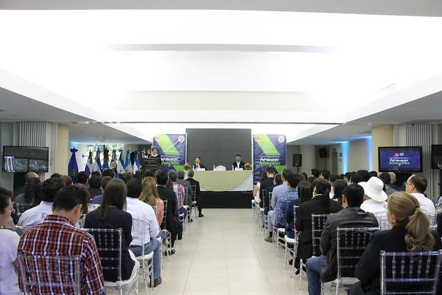 """Secretaría General del SICA realiza premiación del Concurso Regional Juvenil de Audiovisuales """"Centroamérica, Patrimonios Intangibles"""""""