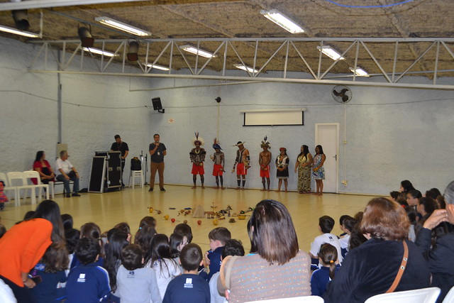 Dançando com os Kariri-Xocó