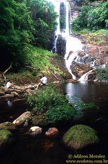 Cachoeira das 7 quedas grupo