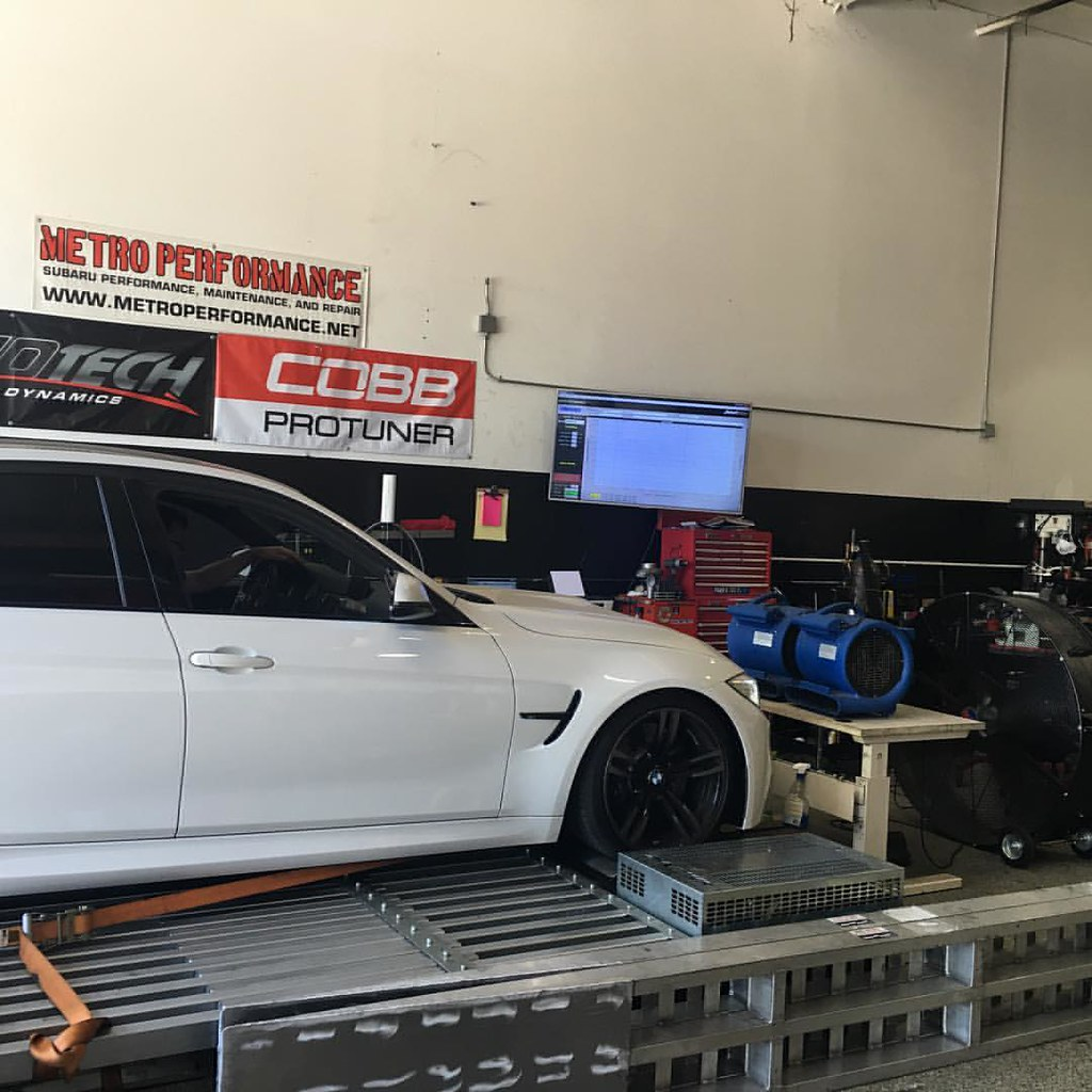 F8X S55 PURE Stage 2 Turbo Upgrade - Results Thread!