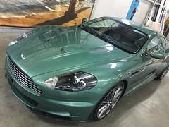 Lakbescherming Aston Martin DBS v12