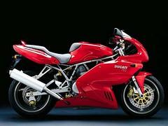 Ducati 750 SS 2001 - 1