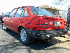 1987 Chevy Nova
