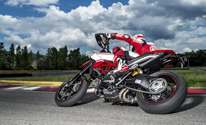 Ducati HM 821 Hypermotard SP 2015 - 14