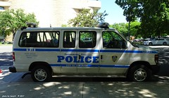 New York City Department of Environmental Protection Police - Ford E-Series Van (05)