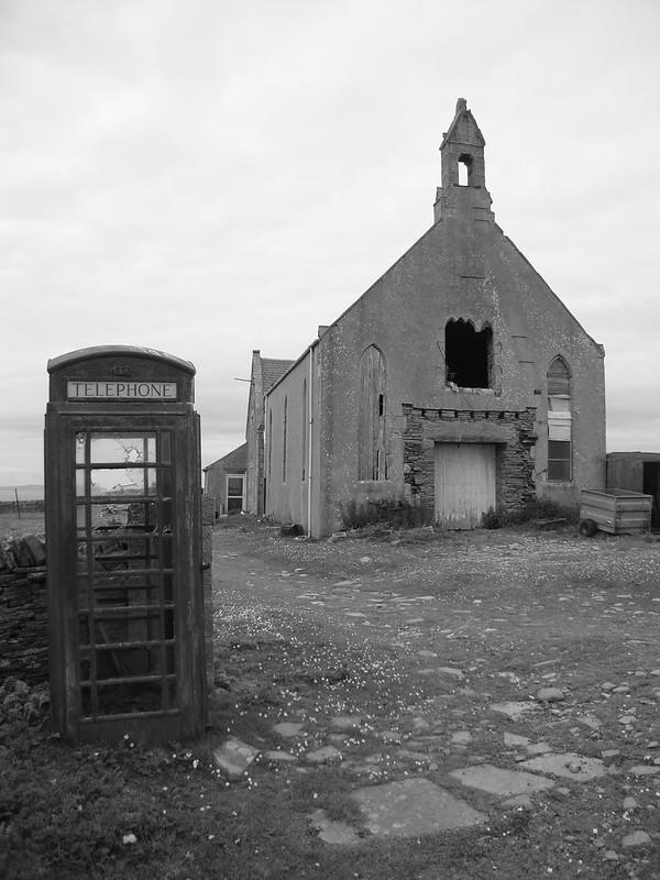 Stroma church