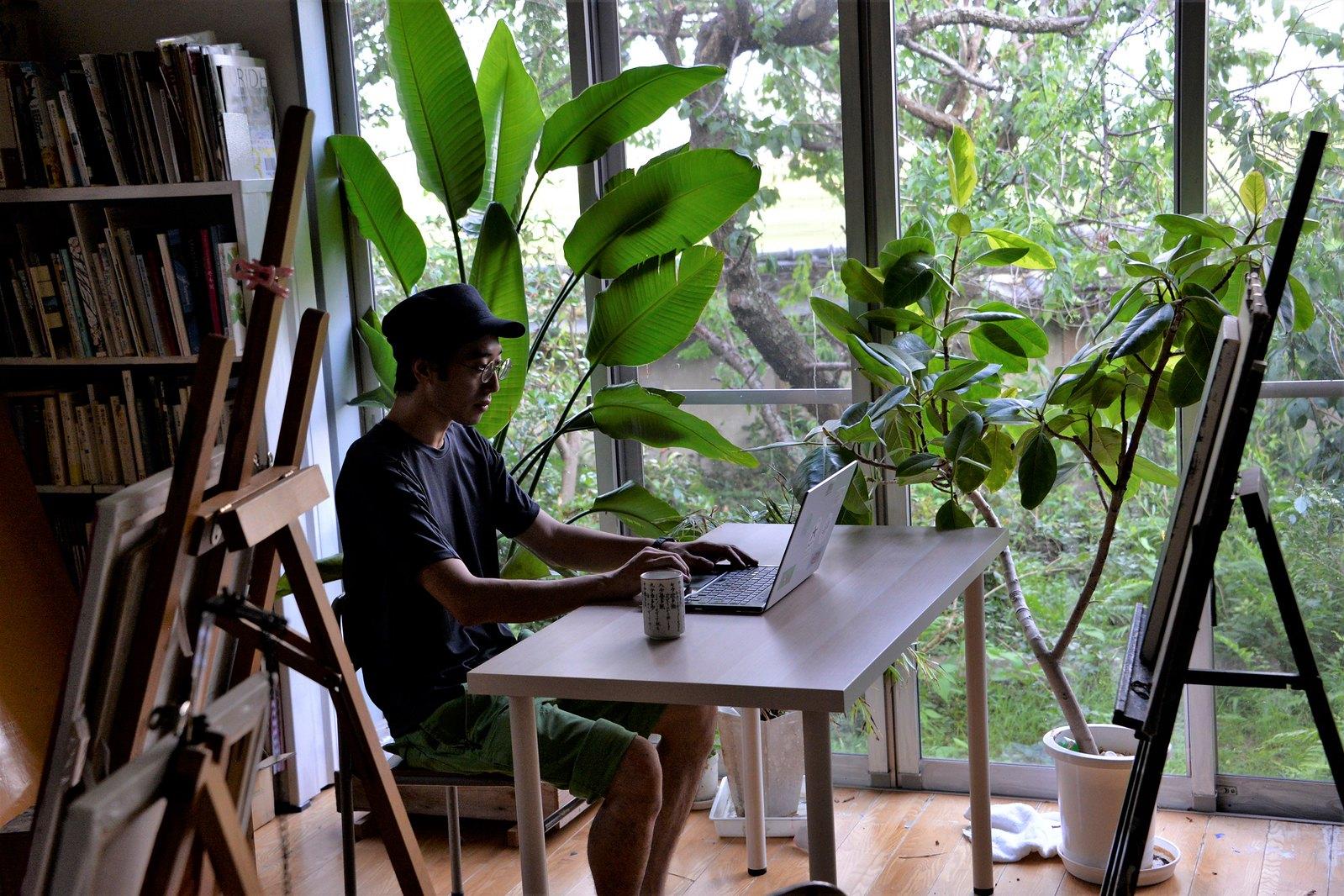 Studio Kura コワーキングスペース