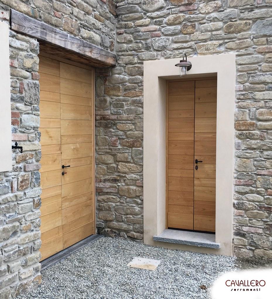 Finestre in legno tutte le foto - Aprire finestra muro esterno ...