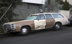 1977 Chevrolet Zombie wagon