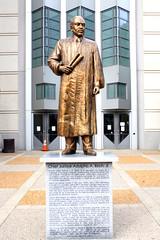 Justice Adolpho Birch statue - Nashville, TN