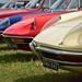 Alfa Romeo Spider noses
