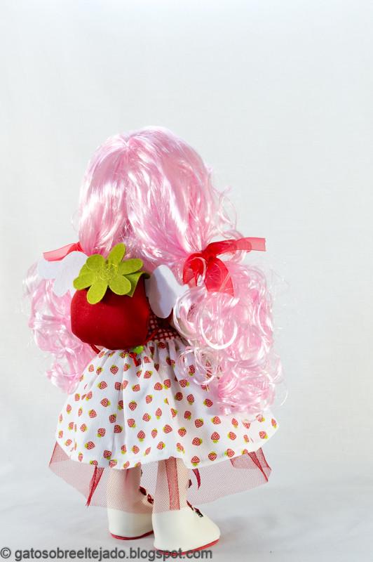 Muñeca decorativa