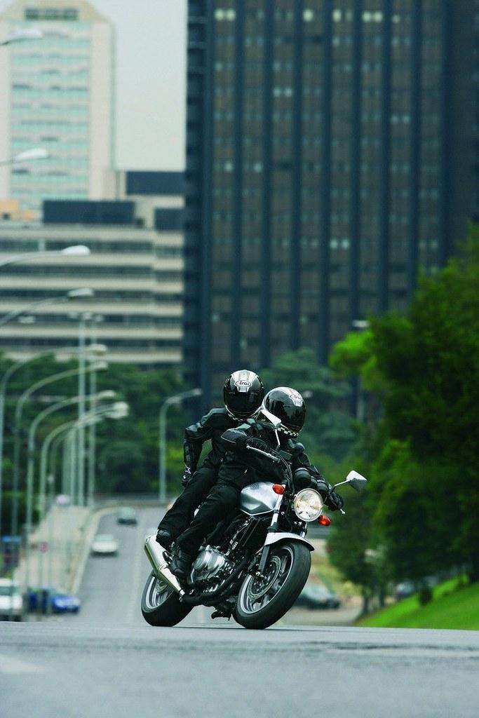 Honda CBF 500 2004 - 4