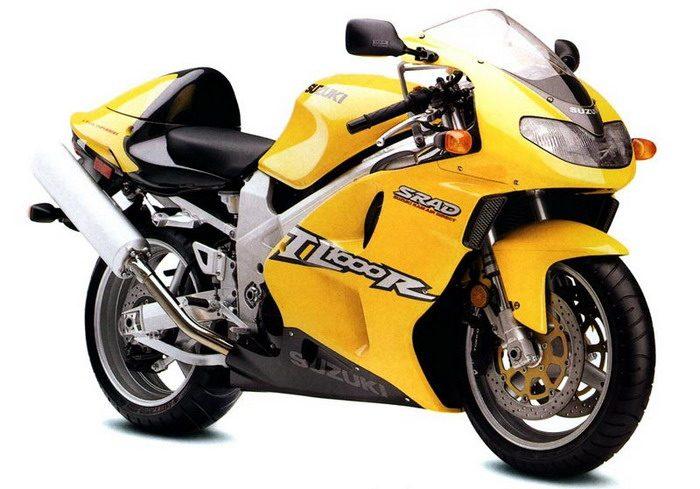 Suzuki TLR 1000 2003 - 2