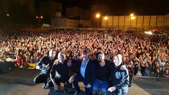 Concierto Paco Candela en Fuenlabrada