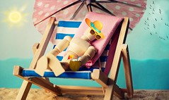 Itsy Bitsy Beach Girl