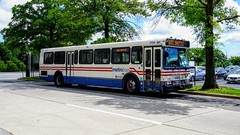 WMATA Metrobus 2000 Orion V #2130