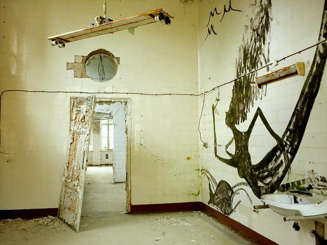 lost hospital, Panasonic DMC-FS62