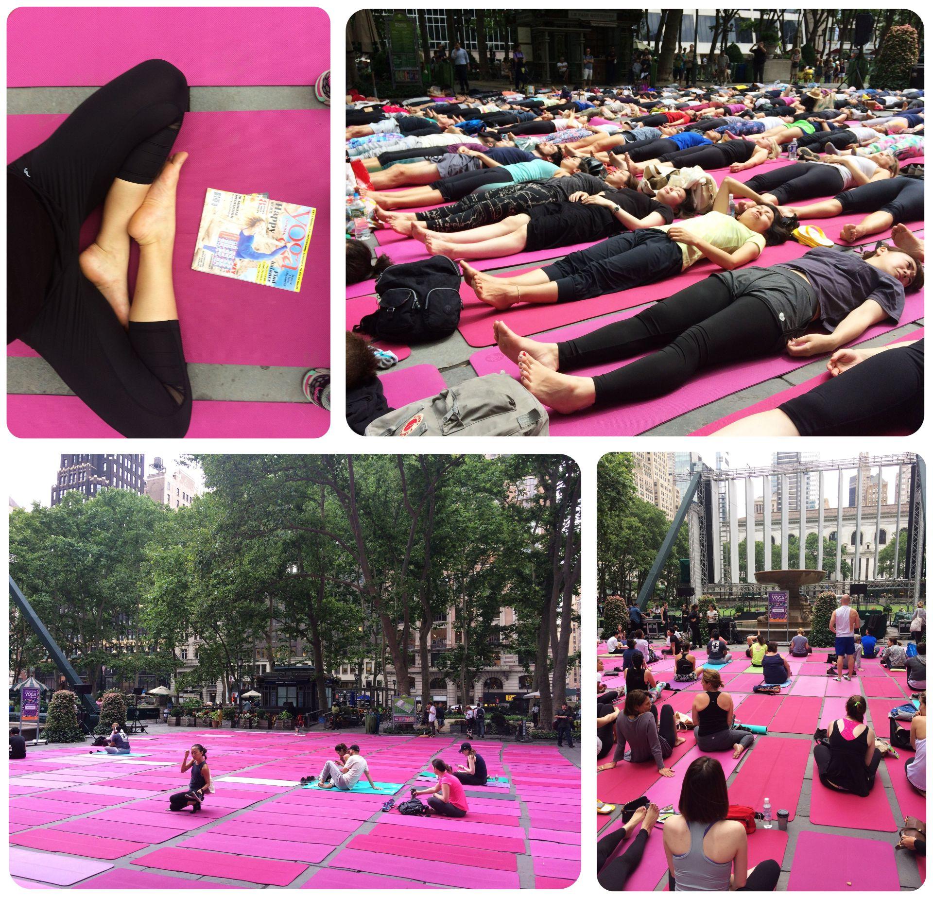 June Yoga Challenge