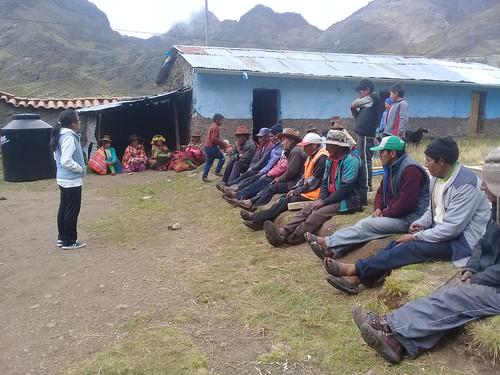Huathua Lagunas
