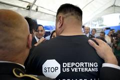 Coalici�n busca apoyo de republicanos para detener deportaci�n de veteranos
