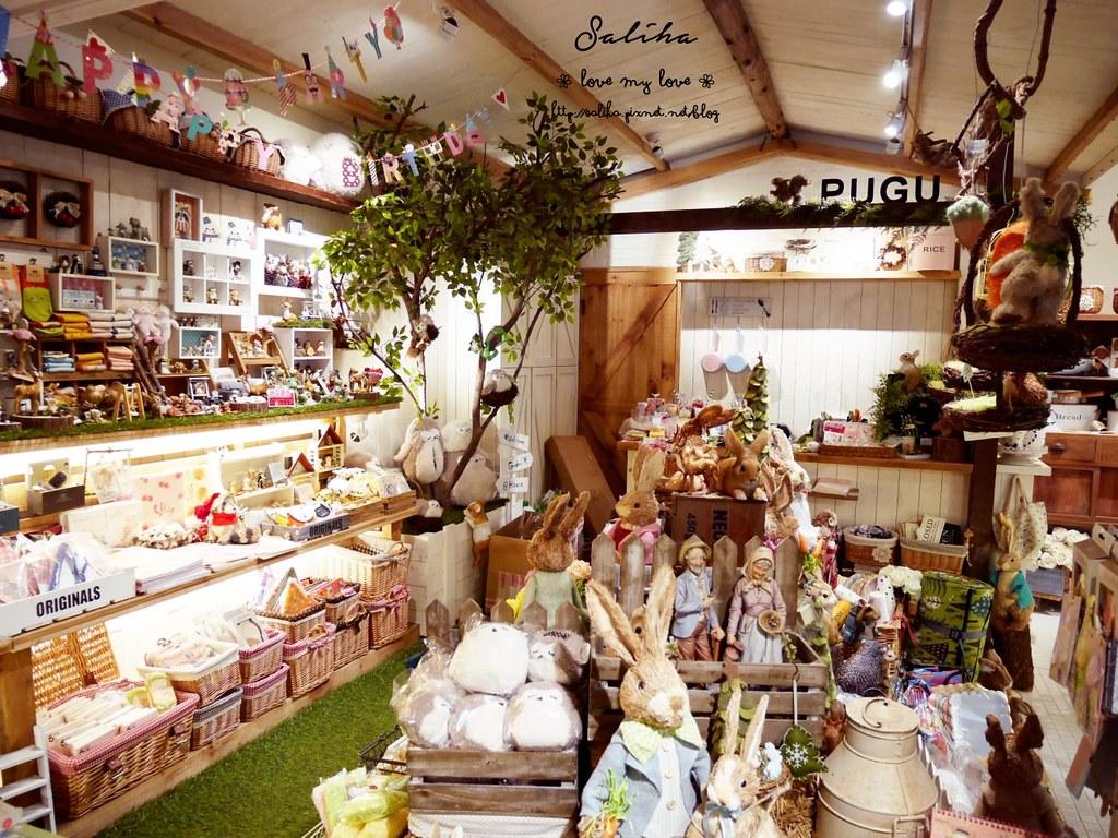 台中市西區ZAKKA風超可愛餐廳下午茶推薦PUGU 田園雜貨外拍婚紗 (1)