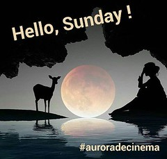Welcome ! #blogauroradecinemadeseja  #moonlight #moon #luna #lua #happysunday:heart:️ #behappy
