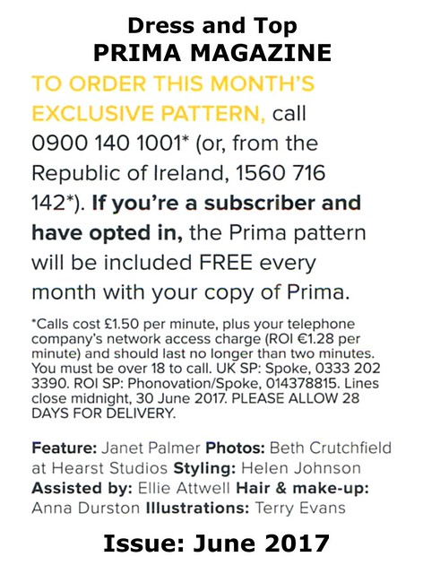 Prima Magazine - Pattern, June 2017 (04)