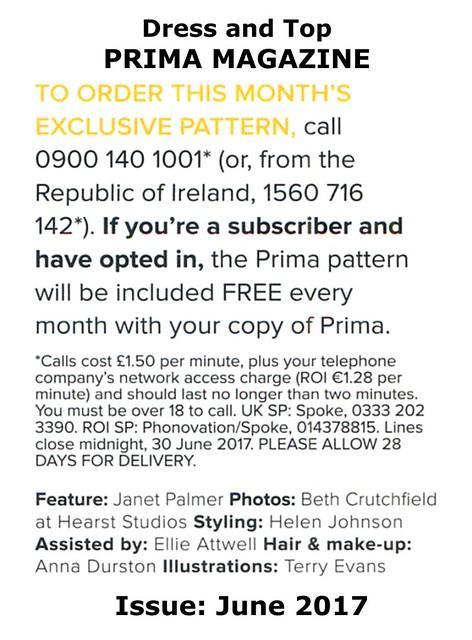 Prima Magazine - Pattern, June 2017 (04)