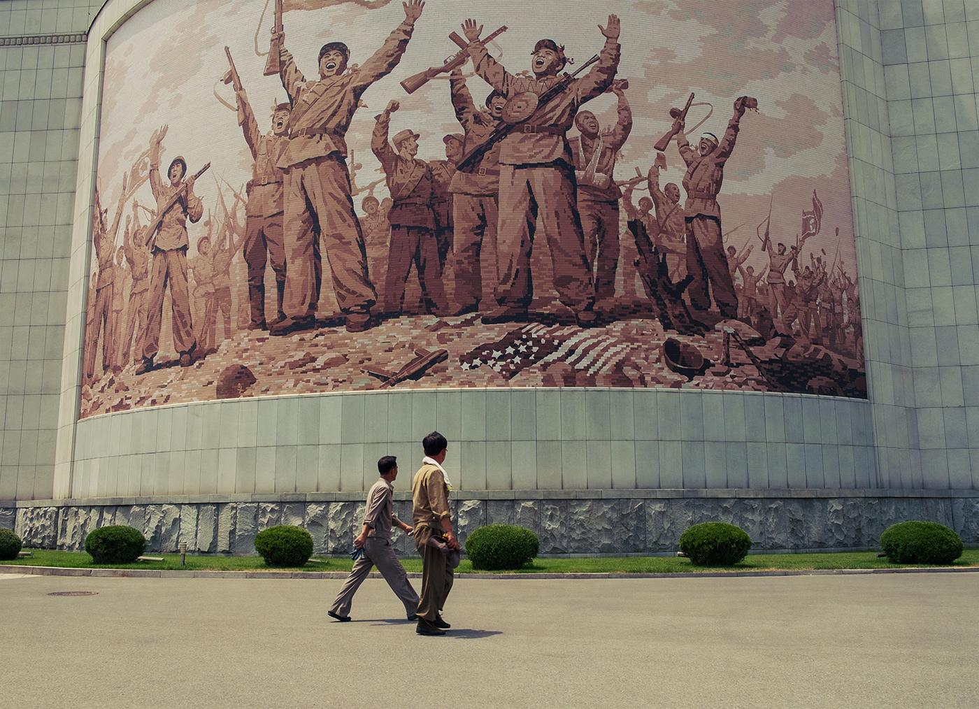 Вернулся из Северной Кореи живым - и ладно! 11