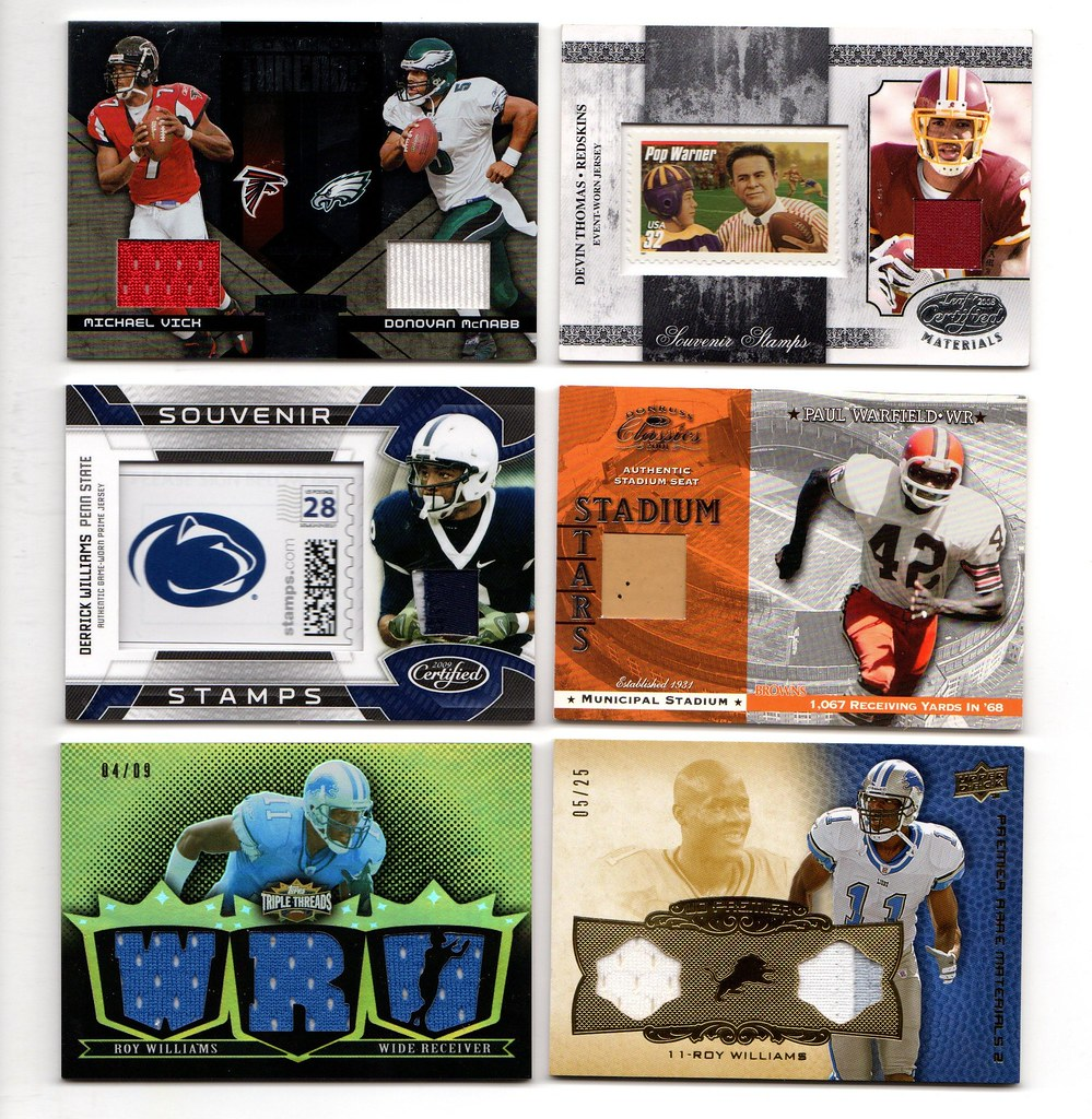 - Football Forums Gu Blowout Your I'm For Trading amp; Game-used Junk Autos Cards